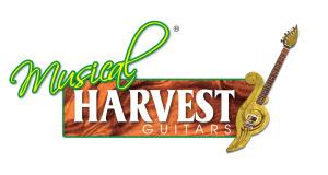 MusicalHarvest GuitarLogo